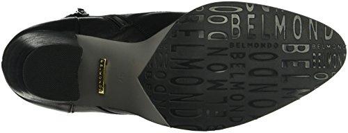 Belmondo mujer Negro negro para cortas 703511 01 Botas prwqXOpS1