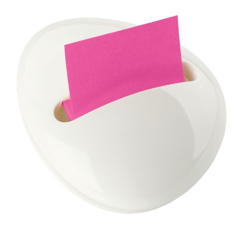Amazon.com : Post-it Pop-up Notes Dispenser for 3 x 3-Inch Notes, Pebble Collection by Karim, Assorted Colors : Sticky Note Dispensers : Office Products