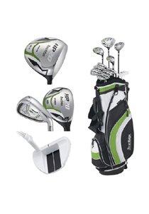 Tour Edge HP20 Golf Club Box Set, Left Hand, Graphite, Uniflex