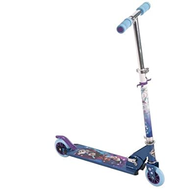 Huffy Disney Frozen Kid Scooter : Sports & Outdoors