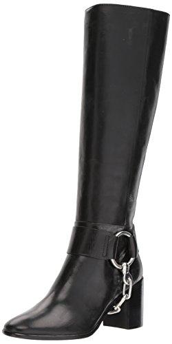 Tall Harness Boots - 8