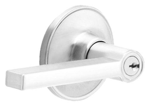 Locking Entrance Lever Handle - 4