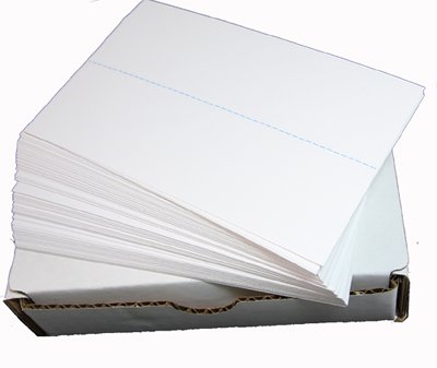 (Box of 300 Double Postage Meter Tapes 5 1/2 x 3 1/2 Compares to Pitney Bowes 612-0, 612-7, 612-9 & 620-9)