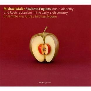 Price comparison product image Maier: Atalanta Fugiens by Ensemble Plus Ultra