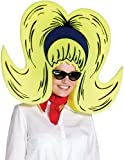 Bouffant Foam Wig Costume Accessory