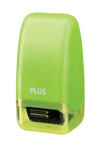 Plus Guard Your ID Mini Roller Stamp, Green (Stamp Personal)