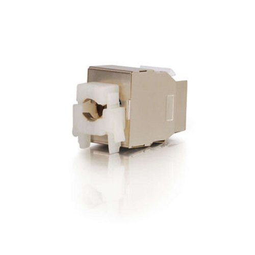 C2G/Cables to Go 03786 Cat5e Metal Shielded Keystone Jack by C2G (Image #4)