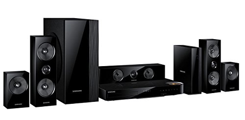 Best price for Samsung 5.1 Channel 3D Smart Blu-ray Home Theater System (HT-FM65WC/ZA)