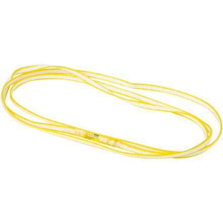 Sterling Rope 10mm Dyneema Sewn Sling Yellow 48IN