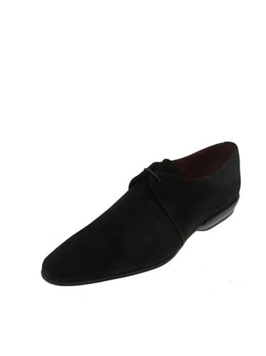 Ville Chaussures Schwarz Pierre De Noir À Cardin Lacets Pour Homme vxqwA15q