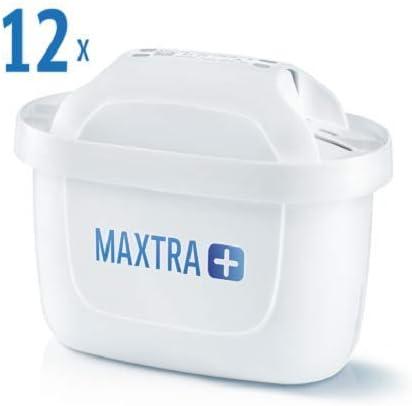 bianco confezione da 3 cartucce filtro acqua versione UK FILTRI BRITA MAXTRA
