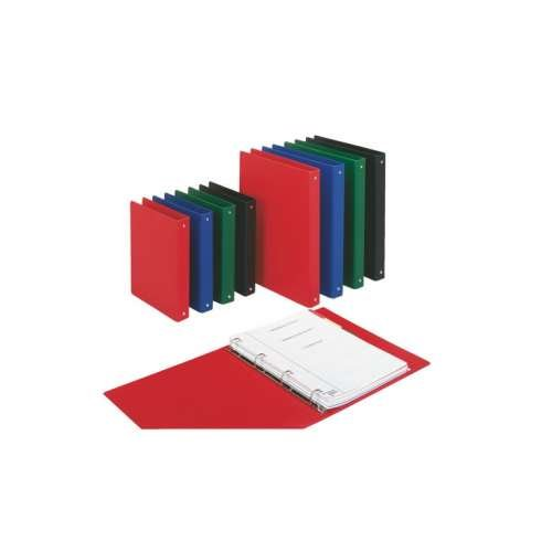 20 opinioni per Esselte Raccoglitore a 4 anelli, Per archivio, Plastica, Formato A5, Dorso 3.3