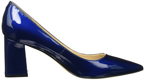 Marc Fisher Womens Zala Pointed Toe Classic Pumps Majolica Patent HXObf9AHI