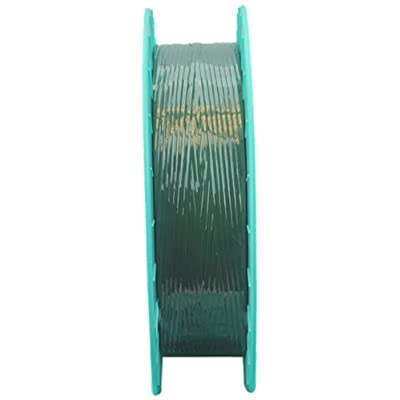 Tach-It 03-2500 Green Twist Tie Ribbon: Industrial & Scientific