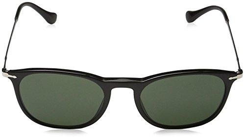 PO3124S Green Black Negro Sonnenbrille Persol 6wqpO