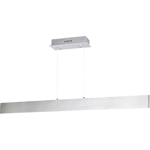 Et2 Lighting Blade - ET2 Lighting E22905-AL Blade Pendant-PCB LED, Brushed Aluminum