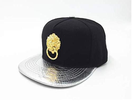 Gorra de béisbol Unisex Ajustable Hip-Hop Sombrero Básico Casual ...