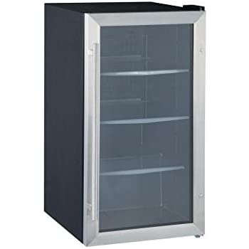Amazon Com Vissani 17 In Wide 90 Cans Beverage Cooler In