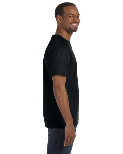 Gildan Ultra Cotton Tall T-Shirt 10-PK,Black,2XLT
