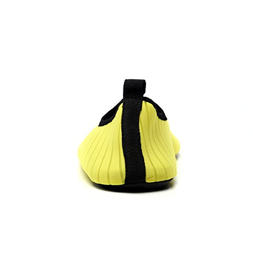 Bain Antidrapantes Chaussures Femmes Aquaschuhe De Lk Gelb En Hommes H5qvPwqY