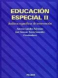 img - for Educacion especial II / Special Education: Ambitos Especificos De Intervencion (Psicologia) (Spanish Edition) book / textbook / text book