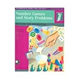 img - for Number Games & Story Problems: Addition & Subtraction (Investigations in Number, Data, and Space Series) book / textbook / text book