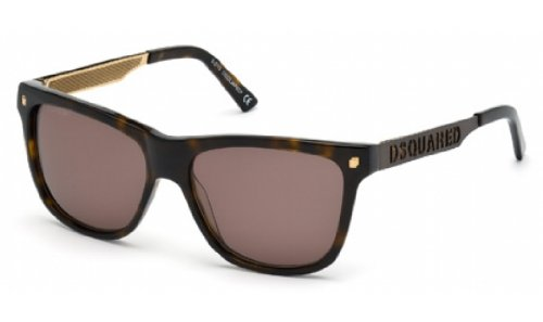 Amazon.com: DSquared DQ0136 - Gafas de sol, color 52E: Clothing