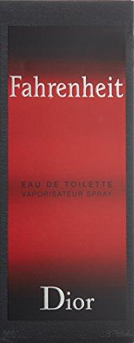 Fahrenheit By Christian Dior For Men. Eau De Toilette Spray 6.8 Oz. by Dior (Image #3)