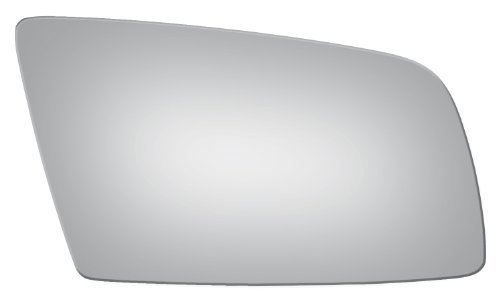 Mirrex 80308 Passenger Right Side Replacement Fitting BMW 525 530 545 645 Mirror Glass 2004 2005