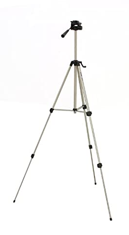 Kitvision Medium Camera Tripod - Silver / Black