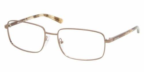 Prada Pr51nv Eyeglasses 5av1o1 55 17 - Eyewear 2013 Prada