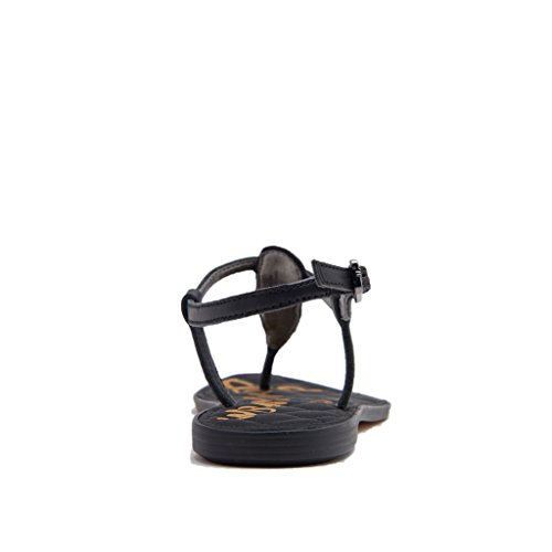 Sequins Women's Edelman Sandals Gigi Small Sam Fashion Black xUSqWA