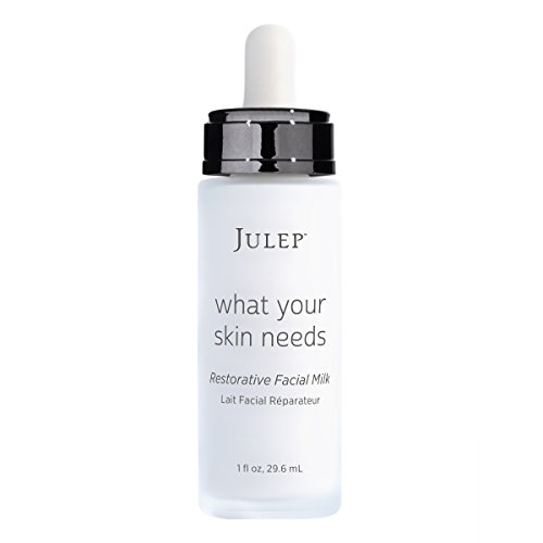 Julep Restorative Facial Milk with Argan, Coconut, Jojoba, and Olive Oil