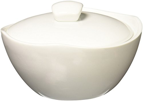 serving bowl with lid - 1