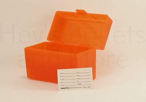 BERRY'S Plastic Ammo Box, Orange 50 Round 270/30-06 (1)