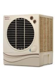 Symphony 70JET Window Cooler (White)