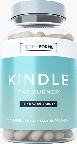 Femme Forme Kindle Fat Burner for Women: Top Rated Diet Pills and Weight Loss for Women Supplement, Formulated with…