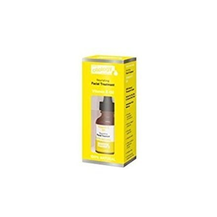 Oliology 100% Natural Vitamin E Oil 1 Fl. Oz.