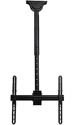 VIVO TV Ceiling Mount Height Adjustable and Tilt for LCD LED Flat Screen 32