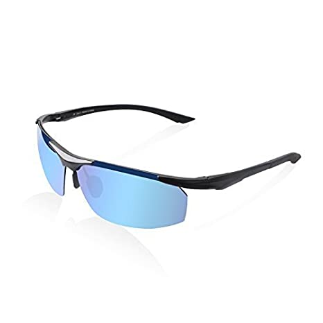 0a03d6210357 Budget   Good Polarized Sunglasses UVA UVB Protection Outdoor Cycling  Sports Sunglasses with Al-