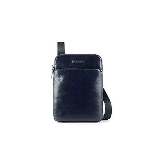 Piquadro Blue Square - PIQUADRO Bag BLU SQUARE Male Cross body bag Blue - CA3978B2-BLU2