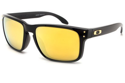 2ee62304c3 Image Unavailable. Image not available for. Colour  Oakley Shaun White  Signature Series Holbrook OO9102 08 Black Sunglasses