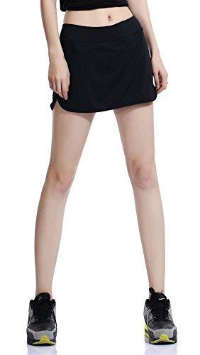 (オナースポーツ) HONOURSPORT レディース トレーニング テニス スカート インナースパッツ付