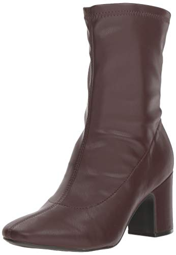 Aerosoles Women's Tall Grass Mid Calf Boot, Brown, 10 W US