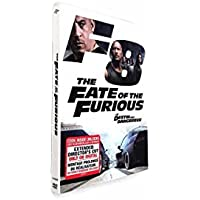 THE FATE OF THE FURIOUS DVD 2017
