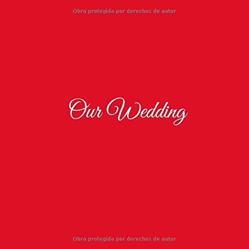 Our Wedding: Libro De Visitas Our Wedding para bodas decoracion boda accesorios decoracion ideas regalos eventos firmas fiesta hogar invitados fiesta . ...