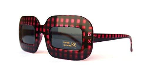 sol de gafas Colecci vintage de Nuevas estilo retro aOESFAF