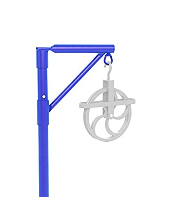 Bon 14-169 Swivel Head Hoist Arm for Scaffolding