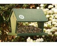 Songbird Essentials 4 Quart Hopper Feeder Driftwood ()