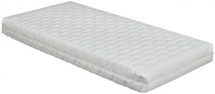 Pikolin - Colchón brisa 15 látex, talla 135x200m, color blanco ...